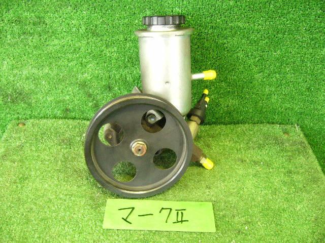 Гидроусилитель TOYOTA MARK II JZX90 1JZGE. Фото 4