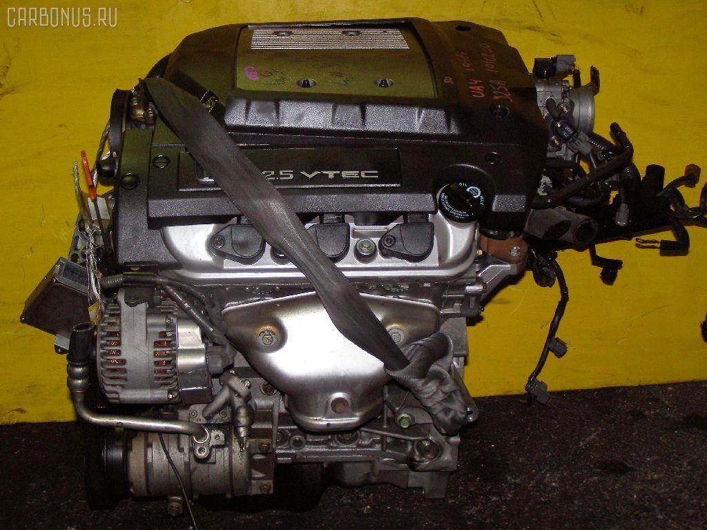 Двигатель HONDA INSPIRE UA4 J25A. Фото 9