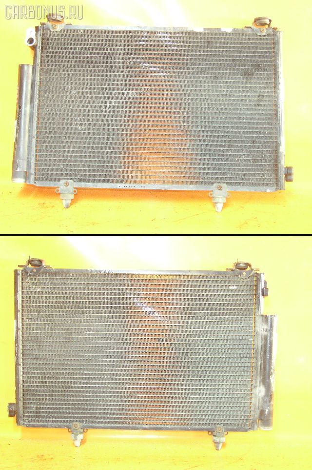 Радиатор кондиционера TOYOTA FUNCARGO NCP20 2NZ-FE. Фото 6