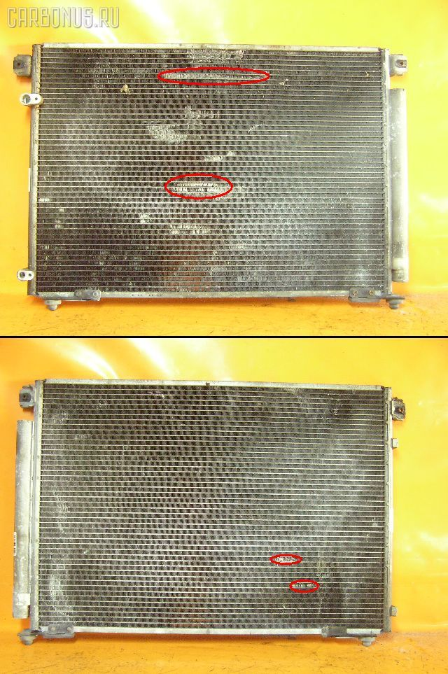 Радиатор кондиционера MAZDA MPV LW5W GY. Фото 2