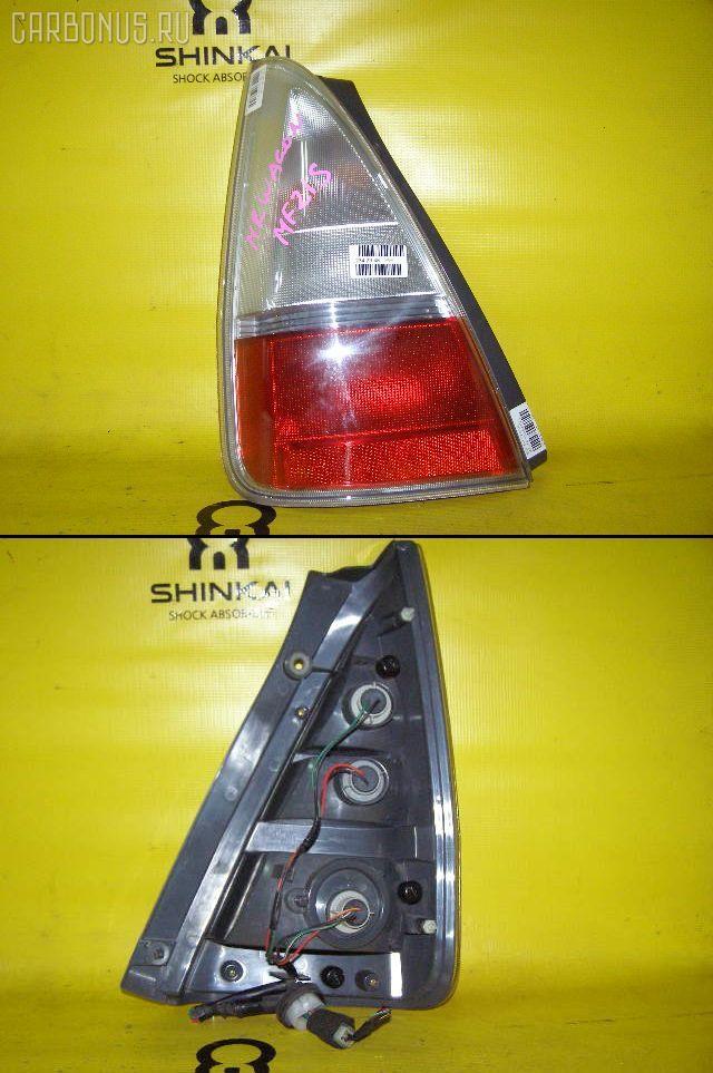 Стоп Suzuki Mr wagon MF21S Фото 1