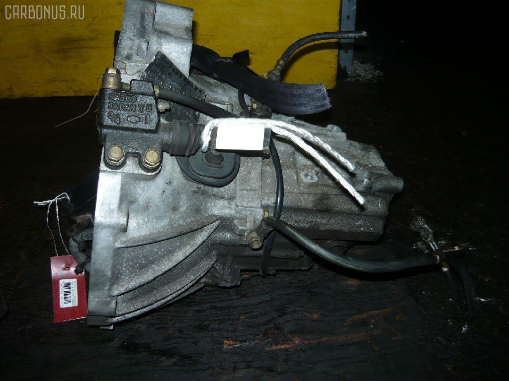КПП механическая NISSAN AD VAN VEY11 YD22DD. Фото 3