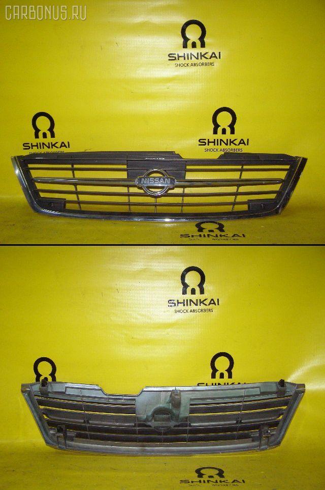Решетка радиатора NISSAN SUNNY FB14. Фото 1