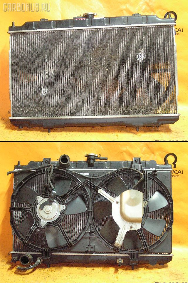 Радиатор ДВС NISSAN PRIMERA WAGON WTP12 QR20DE. Фото 1