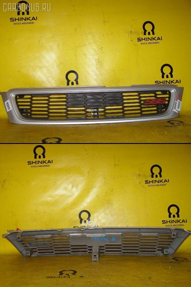Решетка радиатора NISSAN BLUEBIRD EU14. Фото 1