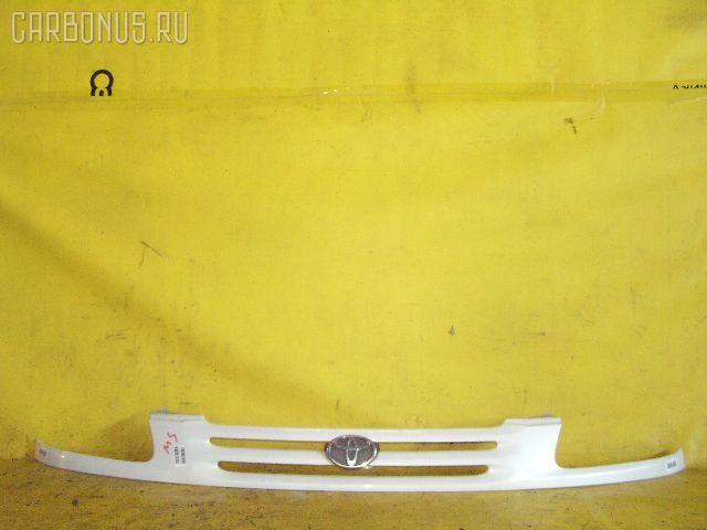 Решетка радиатора TOYOTA RAUM EXZ10. Фото 2