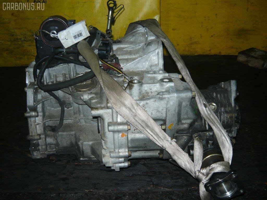 КПП автоматическая NISSAN WINGROAD WHNY11 QG18DE. Фото 2