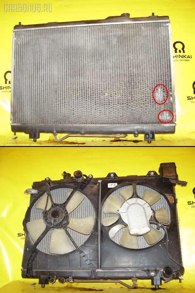 Радиатор ДВС TOYOTA GAIA SXM15G 3S-FE. Фото 4