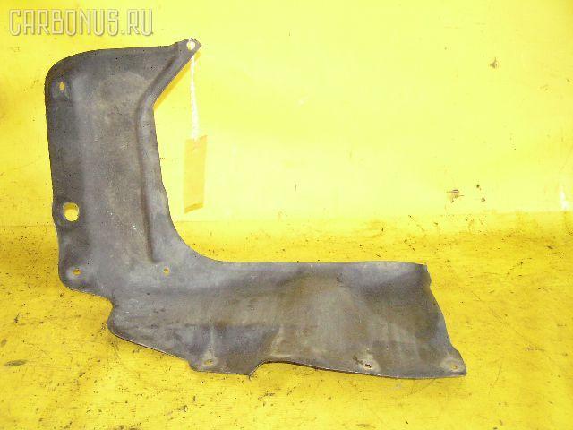 Защита двигателя TOYOTA COROLLA FIELDER NZE121G 1NZ-FE. Фото 1