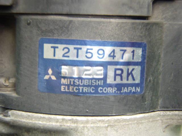 Трамблер MITSUBISHI LANCER CK2A 4G15. Фото 6