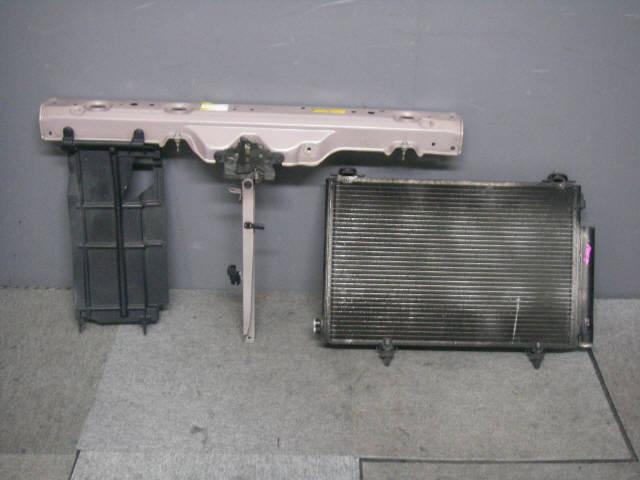 Радиатор кондиционера TOYOTA VITZ NCP15 2NZ-FE. Фото 2