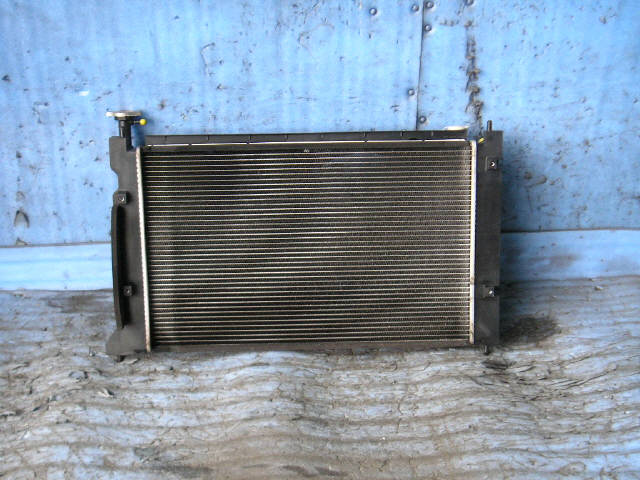 Радиатор ДВС MITSUBISHI COLT Z27A 4G15. Фото 2