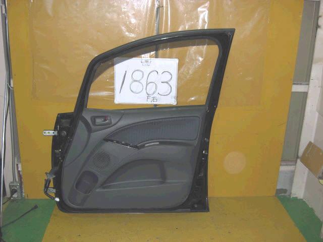 Дверь боковая MITSUBISHI COLT Z26A. Фото 6
