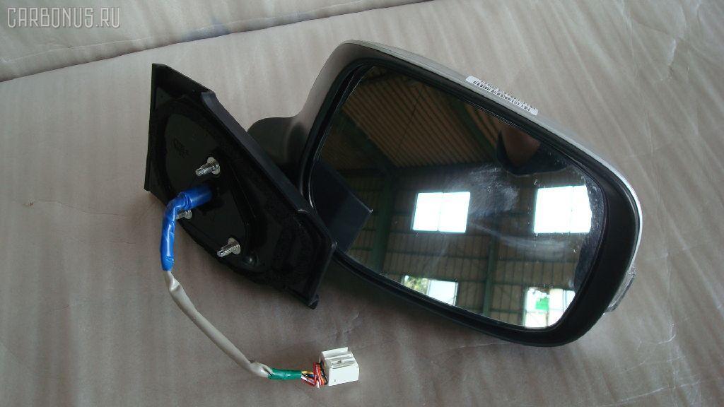 Зеркало двери боковой TOYOTA VITZ KSP90. Фото 2