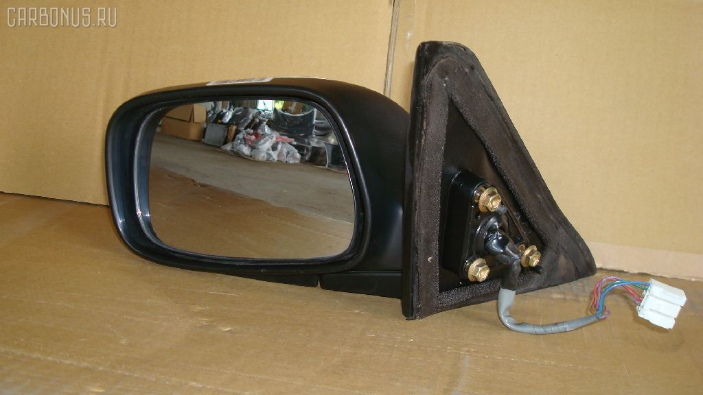 Зеркало двери боковой TOYOTA CARINA AT211. Фото 10