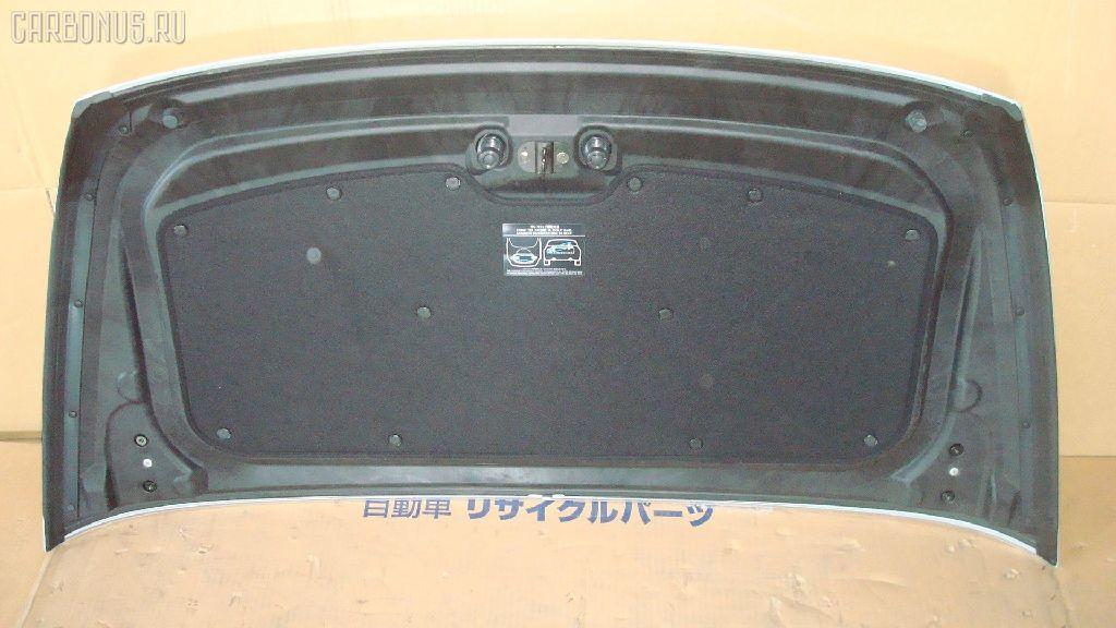 Крышка багажника NISSAN FAIRLADY Z HZ33. Фото 2