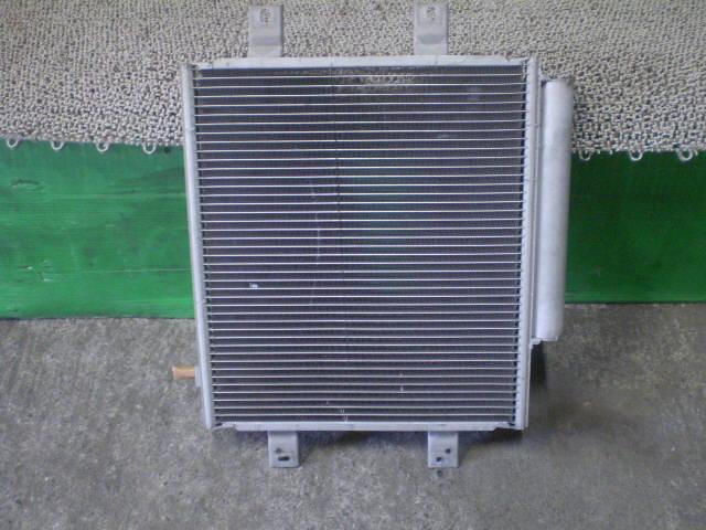 Радиатор кондиционера TOYOTA PASSO KGC10 1KR-FE. Фото 6