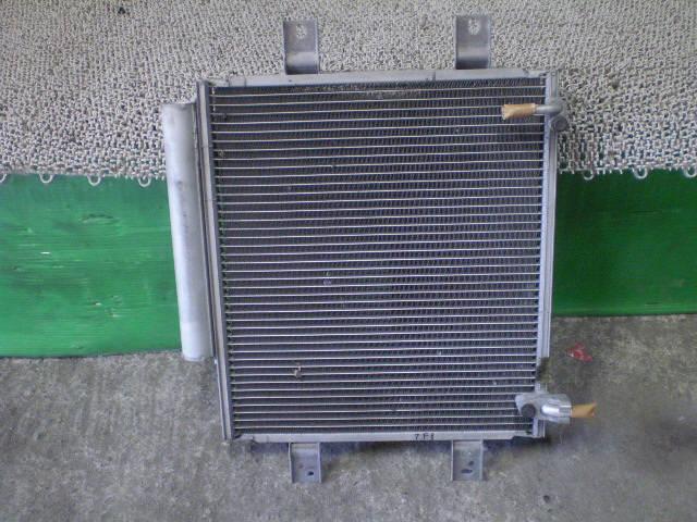 Радиатор кондиционера TOYOTA PASSO KGC10 1KR-FE. Фото 5