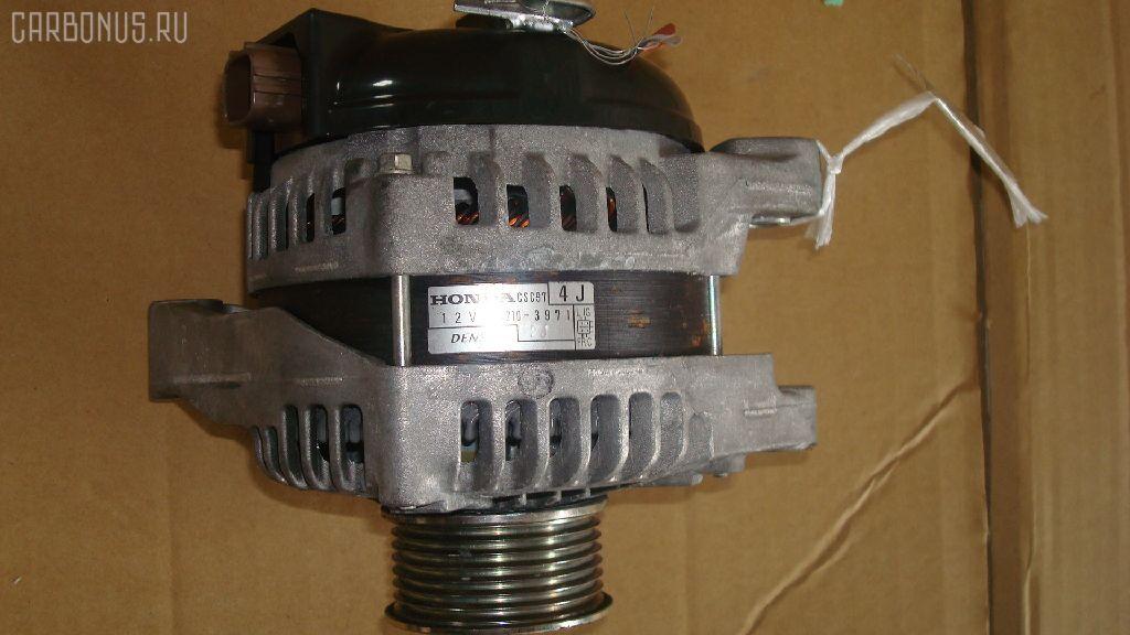 Генератор HONDA ODYSSEY RB1 K24A. Фото 2