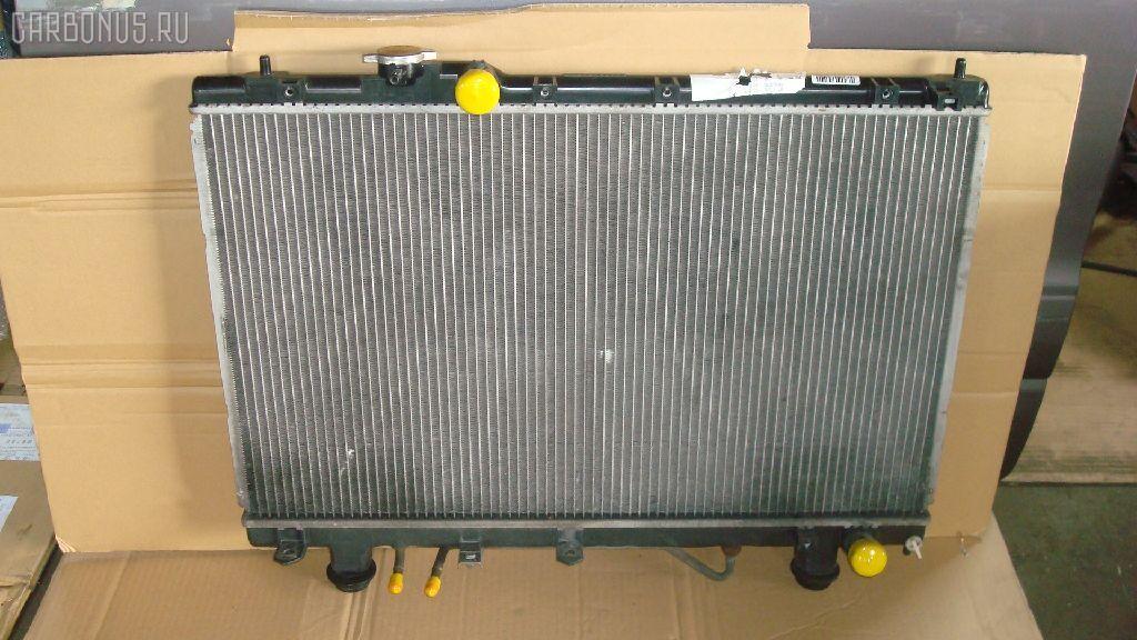 Радиатор ДВС TOYOTA GAIA SXM15G 3S-FE. Фото 6