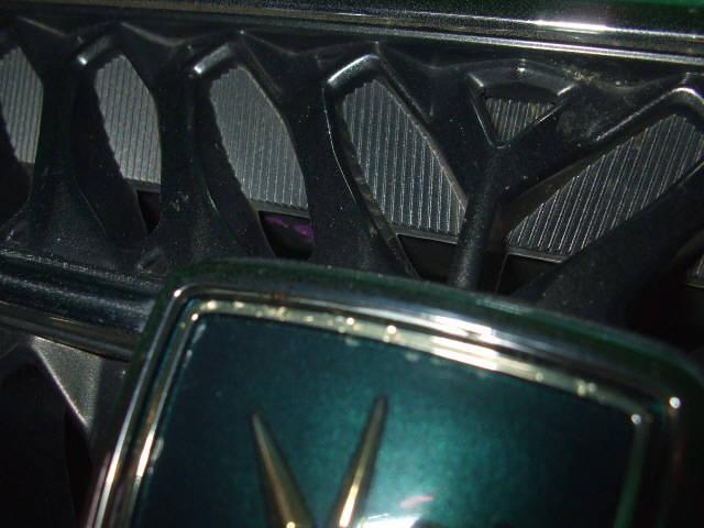 Решетка радиатора TOYOTA CHASER GX100. Фото 2