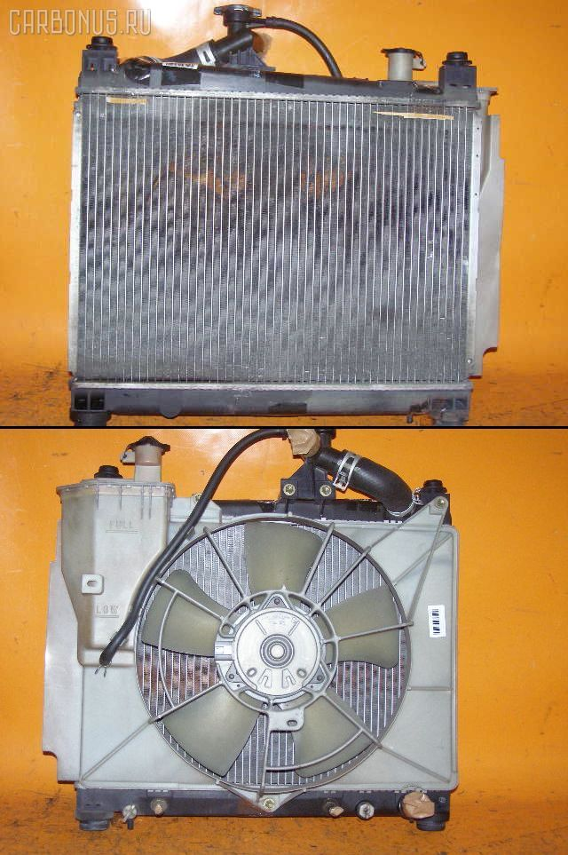 Радиатор ДВС TOYOTA IST NCP61 1NZ-FE. Фото 5