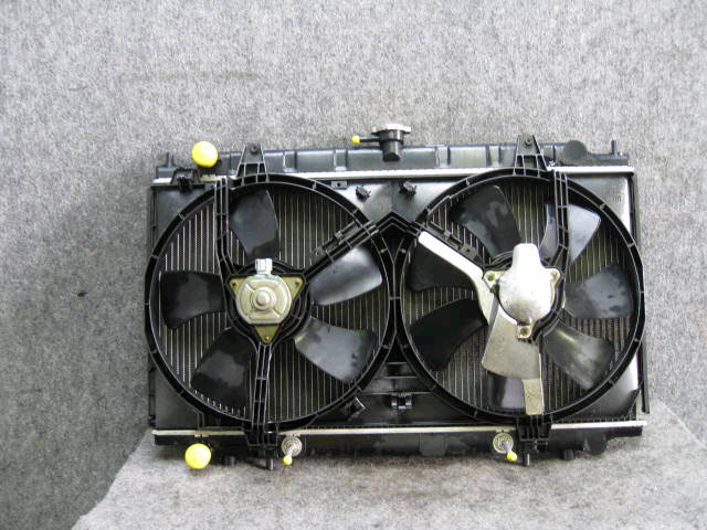 Радиатор ДВС NISSAN PRIMERA QP11 QG18DD. Фото 2