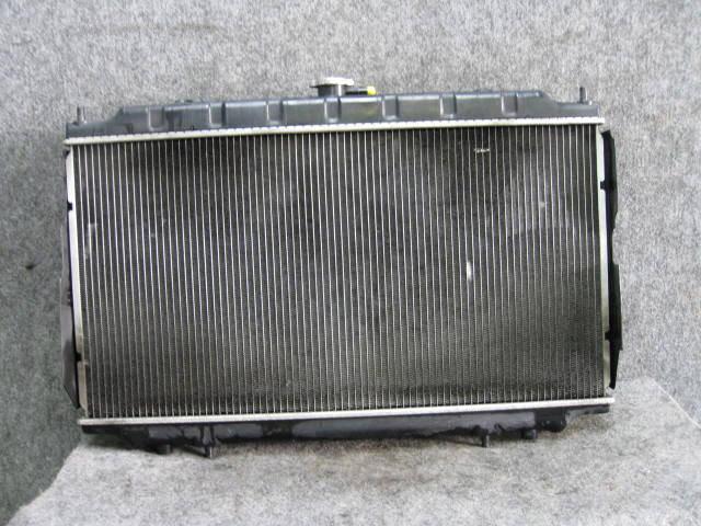 Радиатор ДВС NISSAN PRIMERA QP11 QG18DD. Фото 1