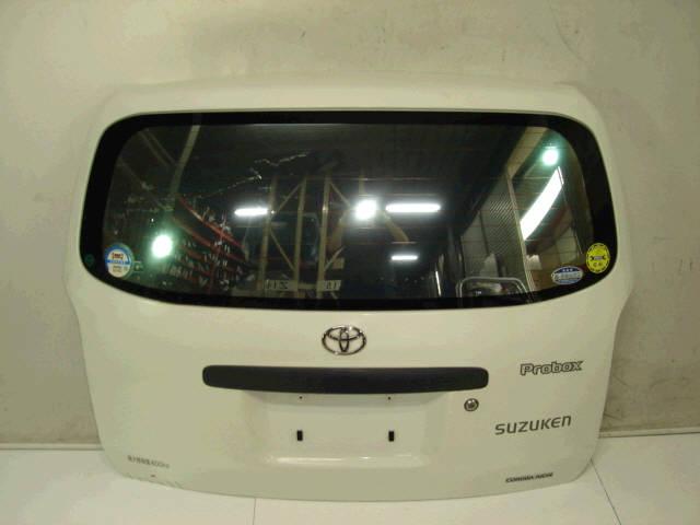 Дверь задняя TOYOTA PROBOX NCP50V. Фото 3