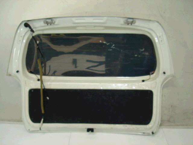 Дверь задняя TOYOTA PROBOX NCP50V. Фото 2