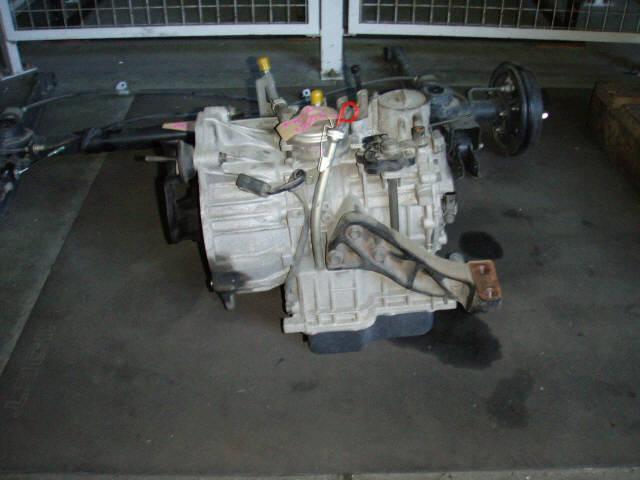 КПП автоматическая SUZUKI WAGON R PLUS MA63S K10A-T. Фото 1