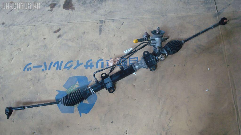 Рулевая рейка HONDA HR-V GH3 D16A. Фото 8