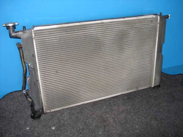 Радиатор ДВС TOYOTA VISTA ARDEO SV50G 3S-FSE. Фото 2