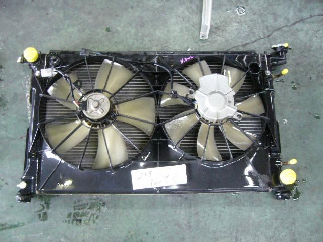 Радиатор ДВС TOYOTA VISTA ARDEO SV50G 3S-FSE. Фото 6