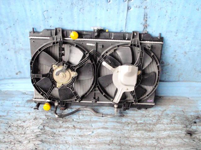Радиатор ДВС NISSAN PRIMERA TNP12 QR20DE. Фото 3