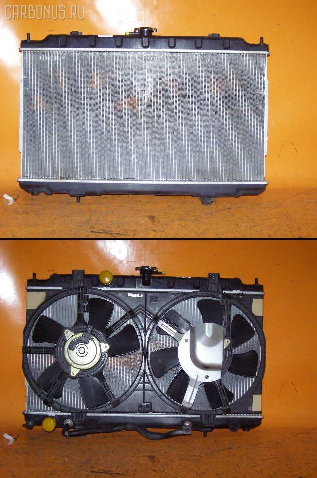 Радиатор ДВС NISSAN PRIMERA WAGON WTP12 QR20DE. Фото 2