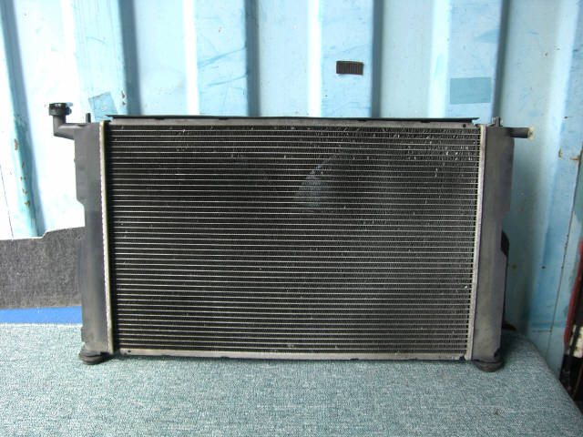 Радиатор ДВС TOYOTA VISTA ARDEO SV50G 3S-FSE. Фото 9