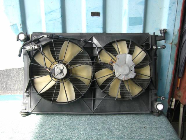 Радиатор ДВС TOYOTA VISTA ARDEO SV50G 3S-FSE. Фото 8