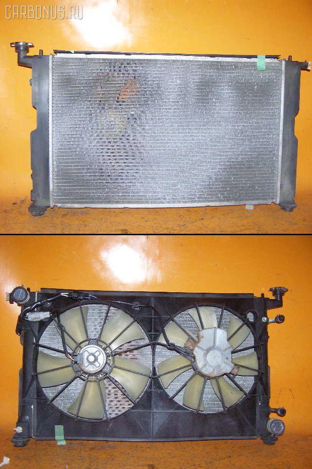 Радиатор ДВС TOYOTA VISTA ARDEO SV50G 3S-FSE. Фото 7