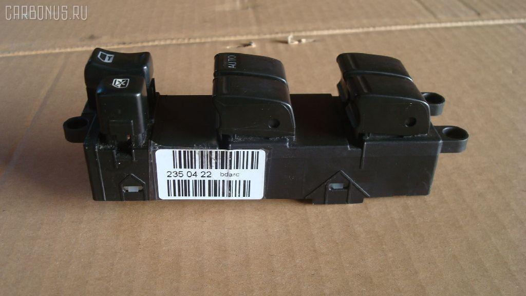 Блок упр-я стеклоподъемниками NISSAN X-TRAIL NT30. Фото 2