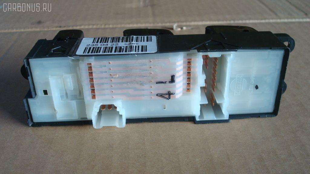 Блок упр-я стеклоподъемниками NISSAN X-TRAIL NT30. Фото 4