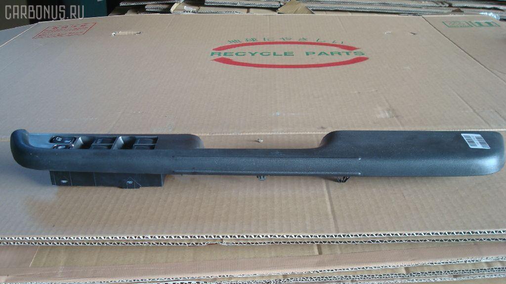 Блок упр-я стеклоподъемниками NISSAN X-TRAIL NT30. Фото 5