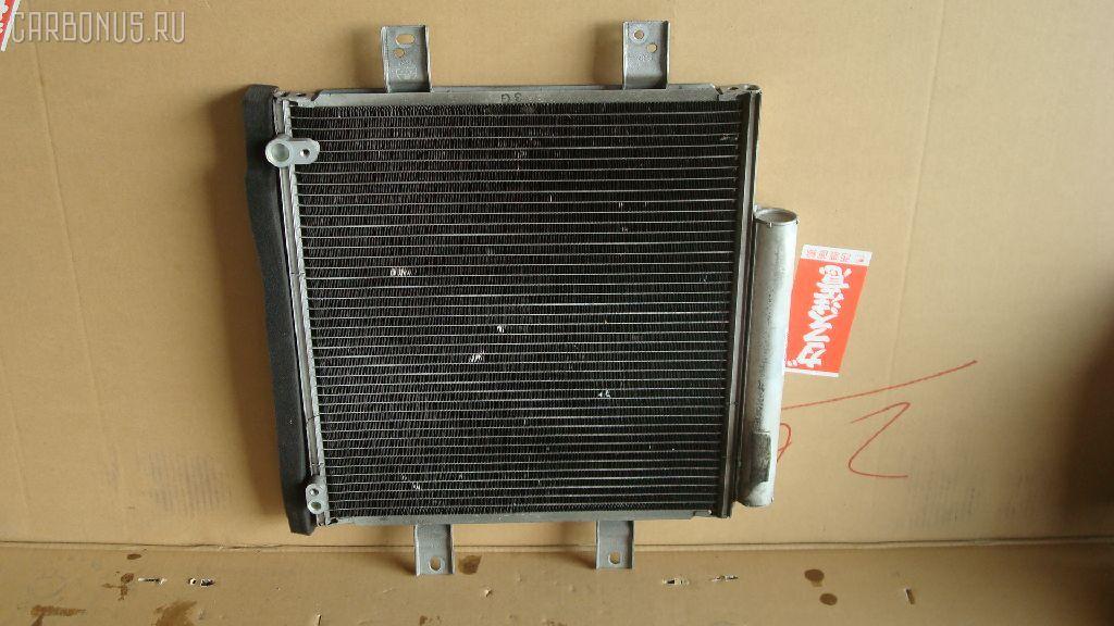 Радиатор кондиционера TOYOTA PASSO KGC10 1KR-FE. Фото 8