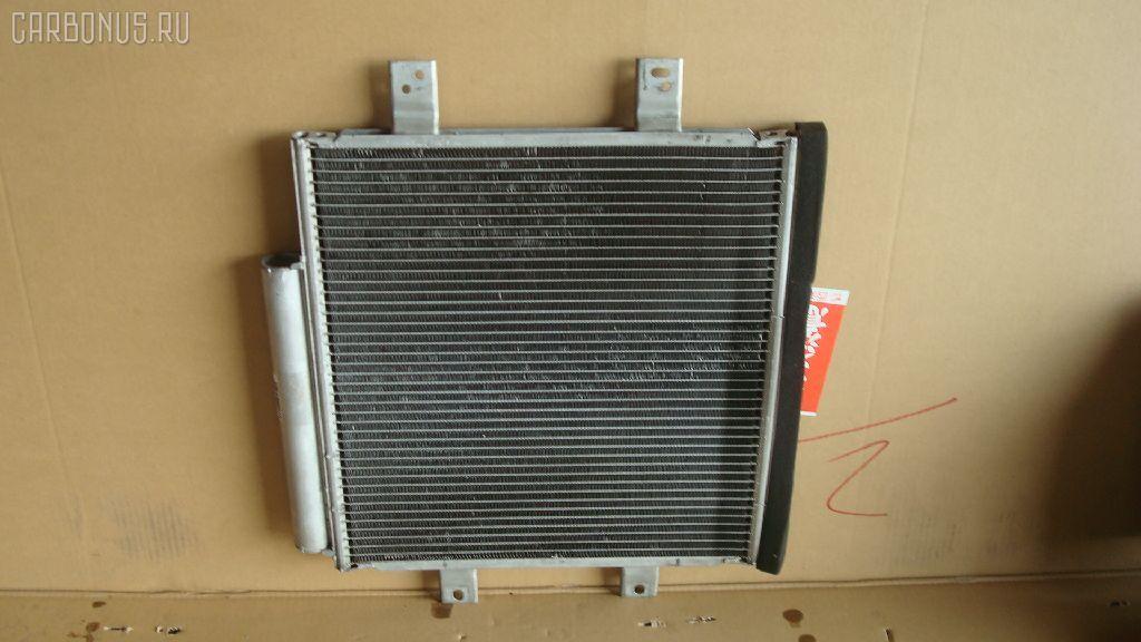 Радиатор кондиционера TOYOTA PASSO KGC10 1KR-FE. Фото 9