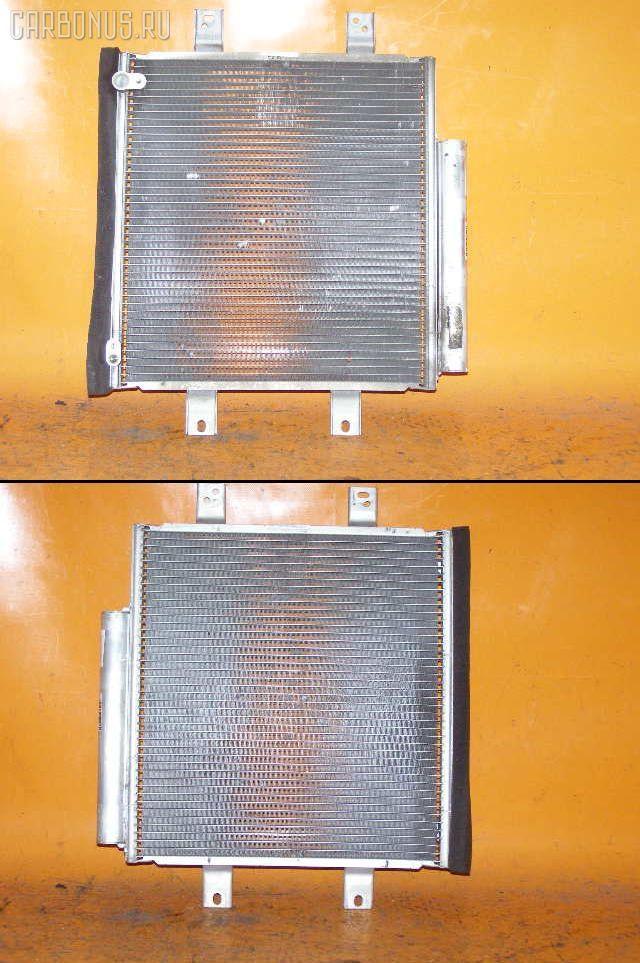 Радиатор кондиционера TOYOTA PASSO KGC10 1KR-FE. Фото 7
