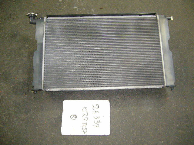 Радиатор ДВС TOYOTA VISTA ARDEO SV50G 3S-FSE. Фото 11