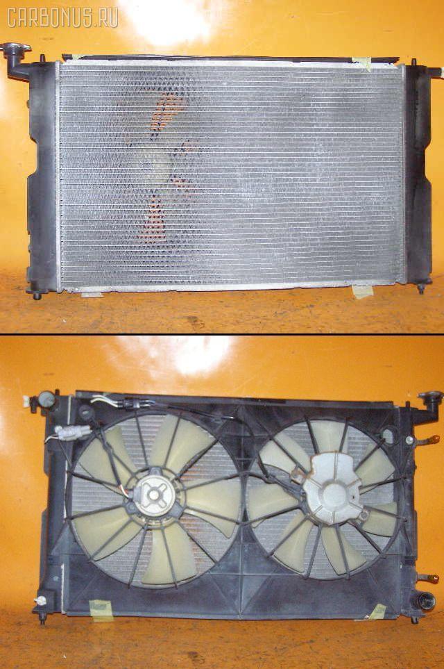 Радиатор ДВС TOYOTA VISTA AZV50 1AZFSE. Фото 10