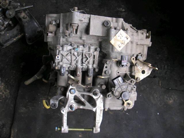 КПП автоматическая HONDA MOBILIO SPIKE GK1 L15A. Фото 3