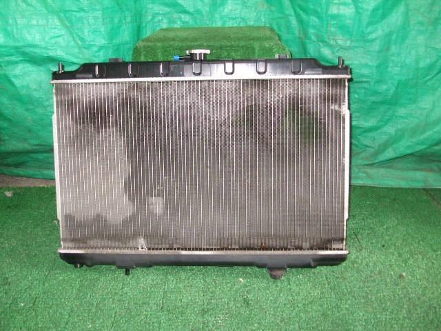 Радиатор ДВС NISSAN TINO HV10 SR20DE. Фото 5