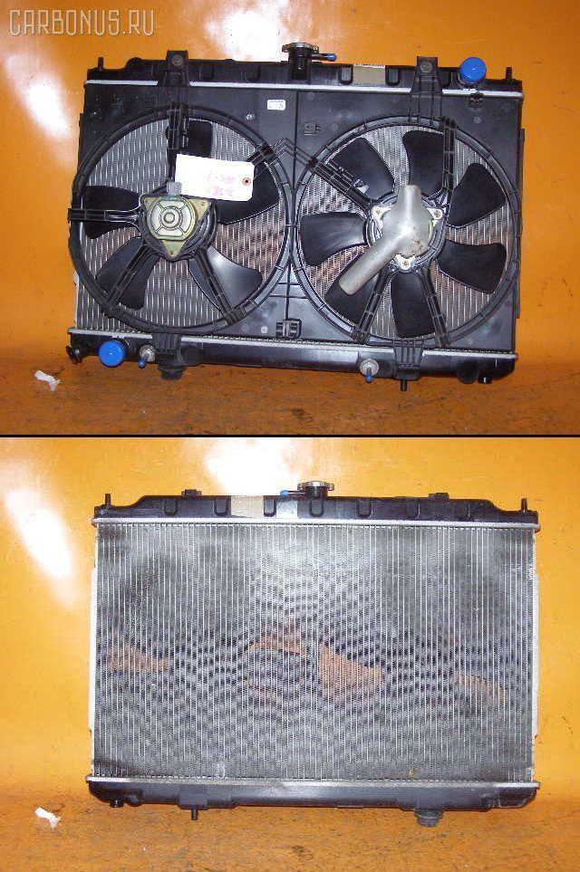Радиатор ДВС NISSAN TINO HV10 SR20DE. Фото 2